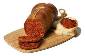 Nduja picante - Calabria (24.50€/KG)