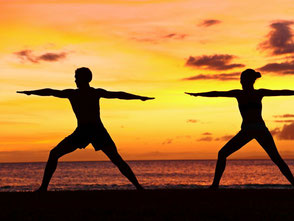 Yoga and Fitness in Le Morne and Tamarin/Mauritius