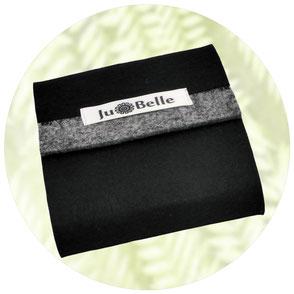 Der Schmuck von Ju-Belle besteht aus hochwertigen Perlen und Materialien