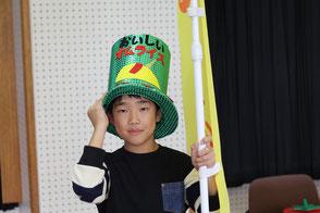 2016帽子部門教育長賞3,4年生写真