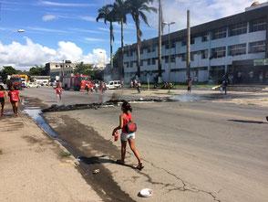 Streik in Camaragibe