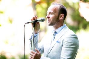 Meine Hochzeits-Top10 und mehr singe ich live für Sie
