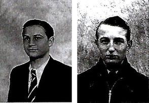 Dolmaire Raymond et Jean  - Mort à Viombois - GMA Vosges