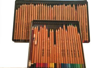 cours de dessin aux pastels à Aix en provence