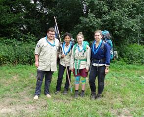 Jugendgruppe Kasbek Pfadfinder Aachen