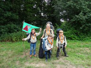 Jugendgruppe Vesuv Pfadfinder Aachen