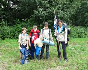 Jugendgruppe Neue Sippe Pfadfinder Aachen
