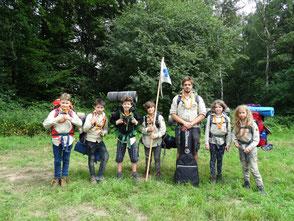 Jugendgruppe Syenna Pfadfinder Aachen