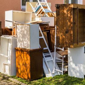 Entrümplung und Sperrmüllentsorgung Konstanz am Bodensee