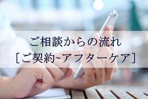 横浜 調査 ダルタン横浜探偵局 ご相談からの流れ