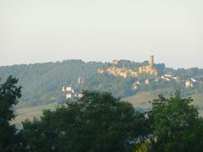 Ancien fief de la Vicomté, Turenne régnait sur une grande partie de La Vallée de la Dordogne. Collonges, Aubazine, Rocamadour, Martel, Rocamadour dépendaient de Turenne. Jusqu'en 1738 la Vicomté était indépendante