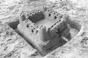 www.ronaldosephius.nl zandkasteel gracht Bewust Groeien vanuit innerlijke kracht