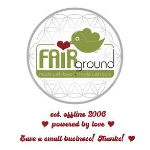 Lokaler Handel seit 2006, support a small business