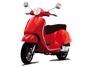 assurance scooter pau