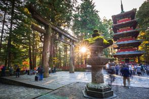 Toshogu à Nikko