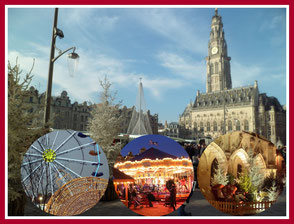 Arras Christmas Market