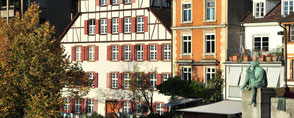 Praxis zur mittleren Brücke Basel