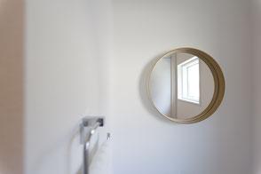 ハコイエ洗面鏡の画像