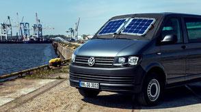 Klappmodul, Sonnenschutz, mobiles Modul, Sunpower, Solara