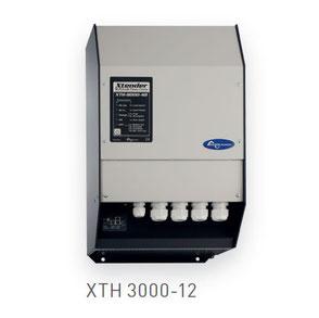 XTH 3000-12 SOLARA Solaranlagen