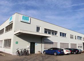 Roos GmbH Anfahrt zu Standort in Augsburg