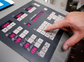 Customized membrane keyboards from manufacturer Roos GmbH