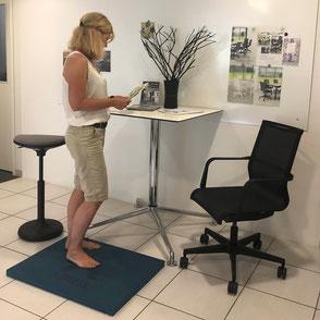 Drehstuhl, ergonomisch arbeiten, Konferenzstuhl