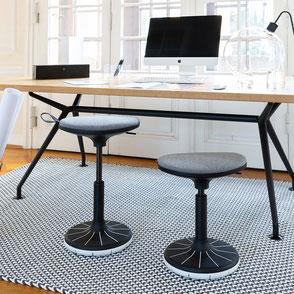 Hocker, Sitzhilfe, Stehhilfe, ergonomisch sitzen