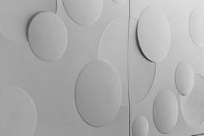 Wandfliese ECLYPSE - Wandplatte aus Beton von GODELMANN