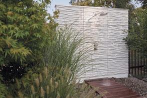 Wandfliese DUNA - Wandplatte aus Beton von GODELMANN