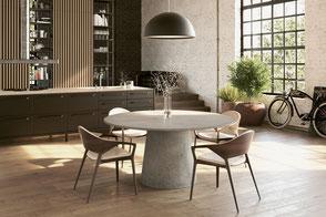 Möbel aus Beton