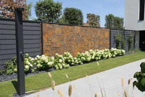 Wandfliese MOSAICO - Wandplatte aus Beton von GODELMANN