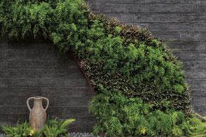 Wandfliese SHOU SUGI BAN - Wandplatte aus Beton von GODELMANN