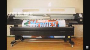 Impresoras eco solventes