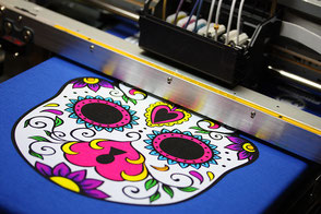 Como usar una impresora DTG?