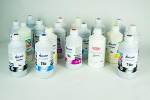 tintas industriales de impresión
