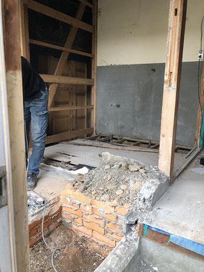 解体作業の画像2
