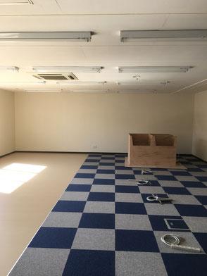 事務所スペース・施工完了の画像3