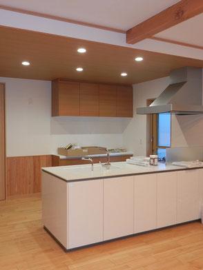 キッチンの画像