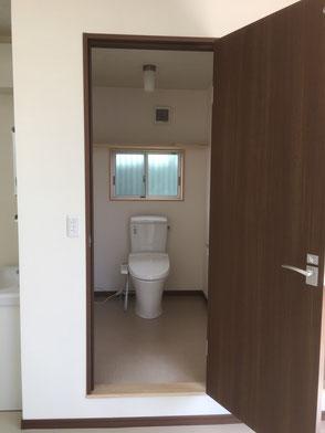トイレ・施工完了の画像2