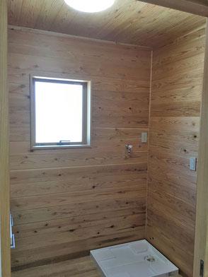 洗面脱衣室の画像1