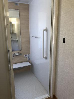 施工後・風呂場の画像