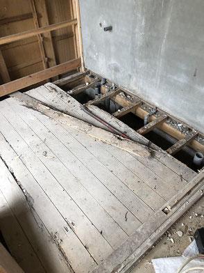 解体作業の画像1