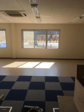 事務所スペース・施工完了の画像2