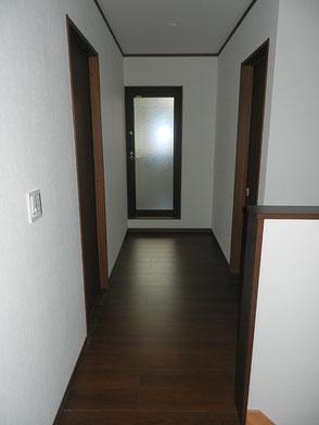 2F廊下の画像