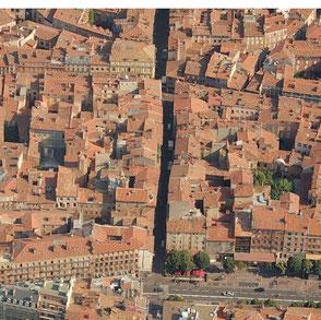 Toulouse ville médiévale