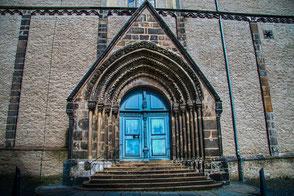 Eingangstor-Peterskirche-in-Görlitz