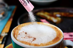 Zucker-im-Kaffee