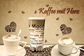 Kaffee-mit-Herz-Vintage