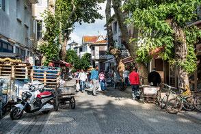 Leben in Büyükada-Prinzeninseln Istanbul